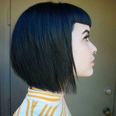 Short Hairstyles Bangs