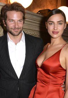 Bradley Cooper and Irina Shayk Make Their Official Red Carpet Debut as a Couple  Bradley Cooper, Irina Shayk