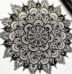 Mandala by @miranda__park Thanks so much for 89k✨✨ xxx