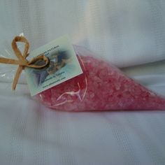 Rose salt. Handmade products http://allnaturaly.com/