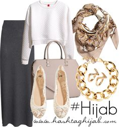Hashtag Hijab Outfit #254