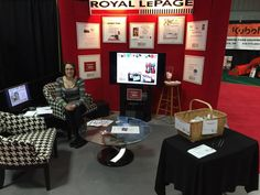 Ainslee Tracey, Sales Representative 2015 St.Thomas Home Show
