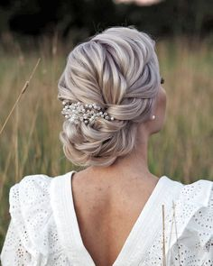 Wedding Reception Hairstyles, Hairdo Wedding, Braided Hairstyles For Wedding, Wedding Hair Down, Wedding Hair Pieces, Wedding Hair And Makeup, Mother Of The Groom Updos, Mother Of The Bride Hairstyles, Groom Hair Styles