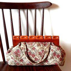 Vintage Gobelin bag http://dormitorica.com/?pid=87539152