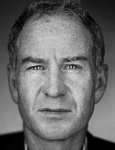 John Mcenroe | by Martin Schoeller