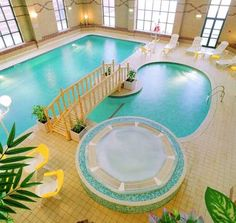Private Home Indoor Swimming pool planning Ideas