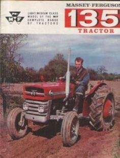 Massey-Ferguson-Tractor-MF135-Brochure
