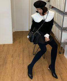 Korea Street Style, Goth, Black, Dresses, Fashion, Gothic, Vestidos, Moda, Black People