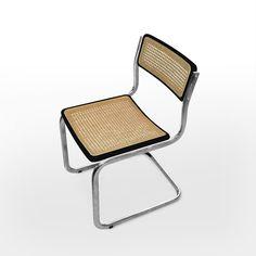 Cadeira LISA em palhinha assente numa estrutura metálica! #chair #design