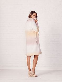 The Salinas Coat from the Spring 2017 Paper Crown collection