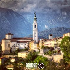 This is Belluno! the beautiful city wich hosts the Bridge Xtreme Festival 6 SEPTEMBER 2014 http://www.thextremefestival.com #festival #beautiful #bridge #music #belluno #house #techhouse #techno #electronic #dj #djs #followthebridge #xtreme #actionsport #after #afterparty #ig_belluno #italy #party #partying #fun #TagsForLikes #instaparty #instafun #instagood #bestoftheday #crazy #beautifuldestinations