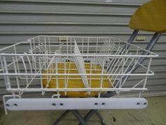 食器洗い機のカゴのこまコマが壊れて使えないので直せないか?という依頼です|趣味工作の便利屋:あなたの困っているものづくり・試作を応援します