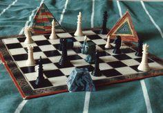 Strange Game sculpture