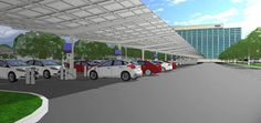 Solar at Ford Motor