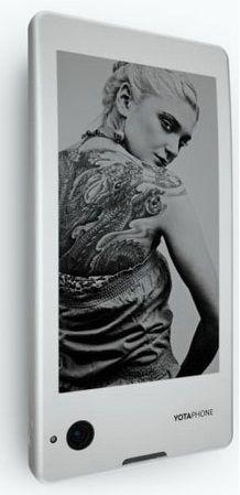 yotaphone dual screen mobile
