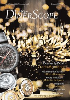 archive magazine DinerScope www.tnds.ch & www.dinerscope.com