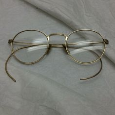 fe98a61787a6 Gold Filled Eyeglasses HIBO 1 10 12k  HIBO  Oval  Everyday