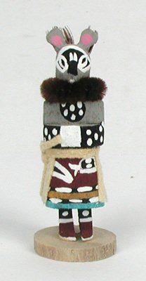 Native American Loretta Multine Navajo Hopi hand made miniature kachina dolls Native American Proverb, Native American Dolls, Native American Regalia, Native American Artifacts, Indian Dolls, Southwest Art, American Traditional, Native Art, Indian Art