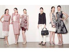 Oscar girls 2014 Resort Collection