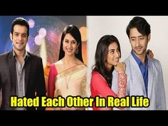 Top 10 Indian Television Couples Who Hated Each Other In Real Life
