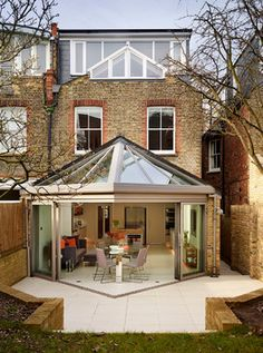 Roundhouse linking indoors to outside - contemporary - Exterior - London - Roundhouse