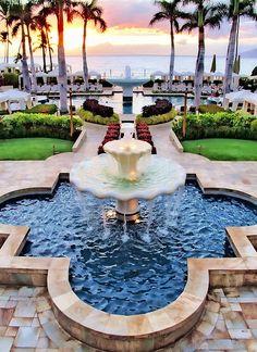 Four Seasons Resort - Wailea, Maui, Hawaii