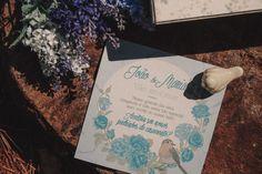 La Conviteria - Caixa Convite Madrinha e Padrinho #wedding #casamento #gif #love #papelaria #exclusividade #amor #madrinha #padrinho #pajen #daminha #cartonagem #caixa #lembrancinha #personalizados #gif #convite #bird #lovebird