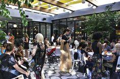 BRENTPHOTO NEW YORK: La Sirena, New York Fashion Week, 07 September 201...