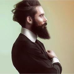 @markjamesturner  Hair and photo by @mrfoxy666  go check them out and send them some love  ⚓️BE BRAVE DON'T SHAVE ⚓️ ️#brave #bearded #best #beardoil #menwithclass #love #beard #beardstyle #beardman #pogonophile #inkedmodel #hot  #brave_n_bearded #beardlove #inked #life #Beards #tattoo #swag #bravenbearded #amazing #beardlife #model #instabeard #bestoftheday #fashion #style #barber #barbershop