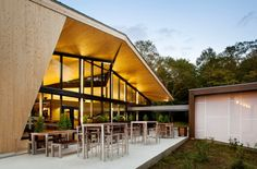 Discovery Centre / Smith Vigeant Architects | AA13 – blog – Inspiration – Design – Architecture – Photographie – Art