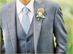 awesome The Pitfall of Wedding Suits Men: Grey