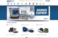 The main features of our Jaltest are already well-known: multi-brand and multi-system.  With each version, the coverage of our diagnostic system is extended with new brands within each vehicle group (trucks, buses, trailers, light commercial vehicles, agricultural vehicles, etc.) and new systems developed within the existing brands.