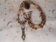 Celtic Goddess Pendant Brings Feminine Energy by Ravenbirch, $40.00