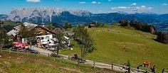 Salzburger Almenweg 1. Etappe (Pfarrwerfen - Mühlbach) - Wanderung - Tour Salzburger Land