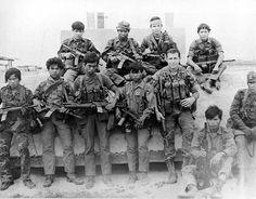 Observation Group's Recon Team Sidewinder, Vietnam 1971