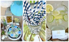 Crissy's Craft: Beachy Kneen Party