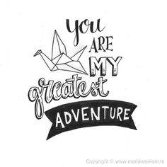 Quotes life adventure fonts 38 new Ideas Hand Lettering Quotes, Calligraphy Quotes, Creative Lettering, Calligraphy Letters, Typography Quotes, Typography Letters, Brush Lettering, Fonts Quotes, Book Quotes