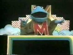 mr. m with a munching mouth munches from morning to midnight! this youtube channel has all of the letter people!
