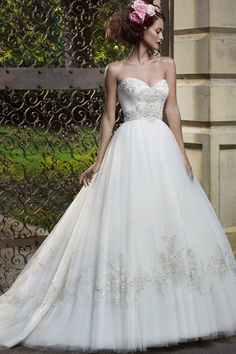 Casablanca Bridal Style 2077, 2000 Dreams Bridal 858-541-0684