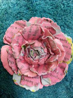 Spellbinders Carnation Creation
