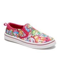 http://www.zulily.com/invite/kripley070 Look at this #zulilyfind! #Shopkins Low Canvas Sneaker #zulilyfinds