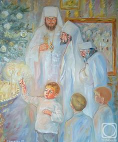 Akopian Ivan_Christmass in the country Church