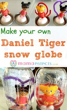 Try this easy snow g