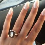 Round nails – So much more natural then square