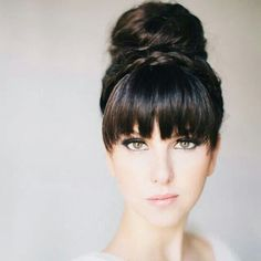 24 short hairstyle ideas so good you'd want to cut your hair hair and makeup by steph 28 Wedding Hairstyles For Long Hair, Up Hairstyles, Pretty Hairstyles, Bridal Hairstyles, Hairstyle Ideas, Amazing Hairstyles, Hairstyles Pictures, Trending Hairstyles, Formal Hairstyles