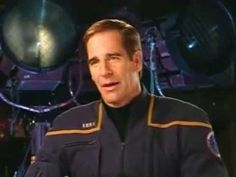 Scott Bakula Interviewed on Enterprise set - YouTube