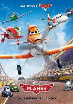 Dopo Cars - Motori Ruggenti, arriva Planes: il nuovo film Disney