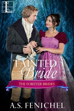 A.S. Fenichel - Tainted Bride / #awordfromjojo #Historicalromance #ASFenichel