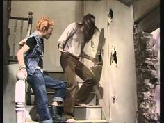 Mike, Neil, Vyvyan and Rick find an atom bomb in the kitchen. Rick finds it is the perfect opportunity to blackmail Thatcher, Vyvyan tries to set off the bom. British Comedy, Vintage Tv, Young Ones, 1980s, Classic, Youtube, Derby, Classic Books, Youtubers