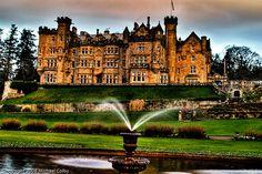 Skibo Castle, Scotland <3